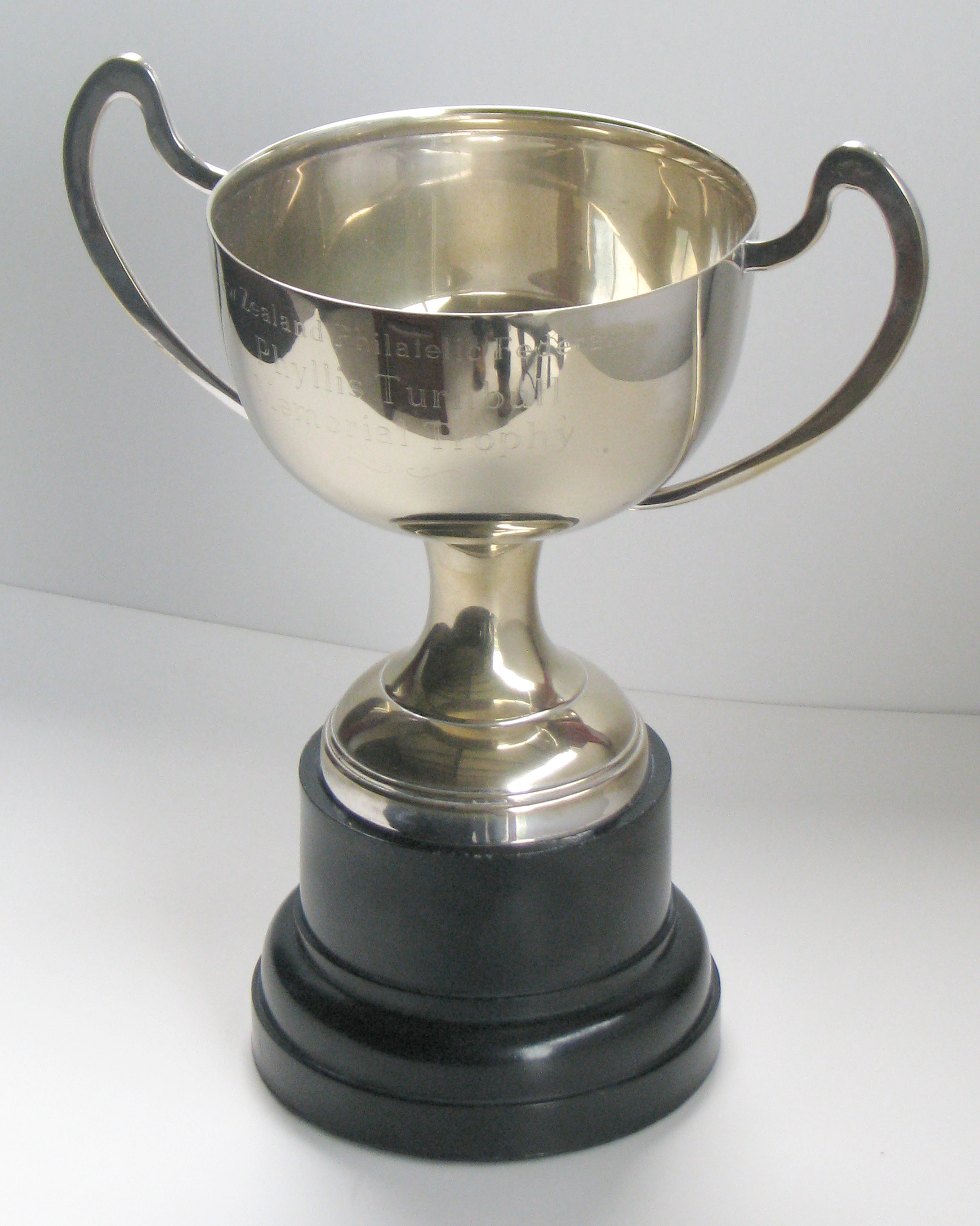 Travelling Phyllis Turnbull Trophy 2